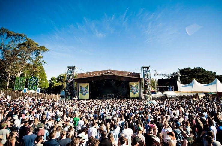 Summer Festival Guide Falls Festival