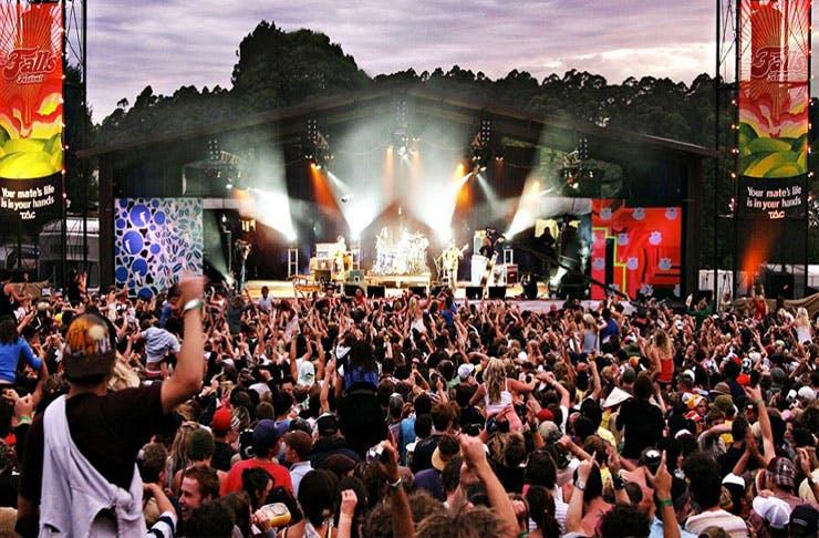 falls festival lineup