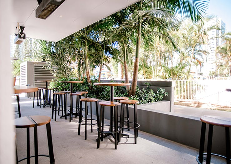 Fat Freddy's Beach Bar And Diner Broadbeach