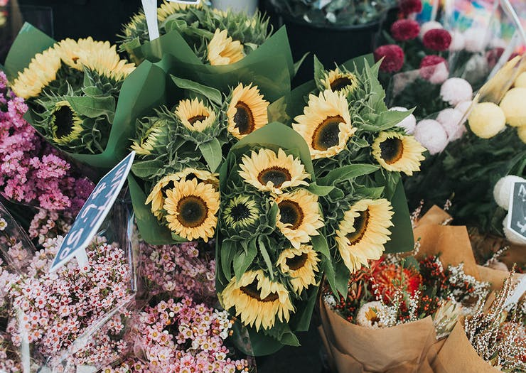 Fill Your Basket At The Best Markets To Visit This November
