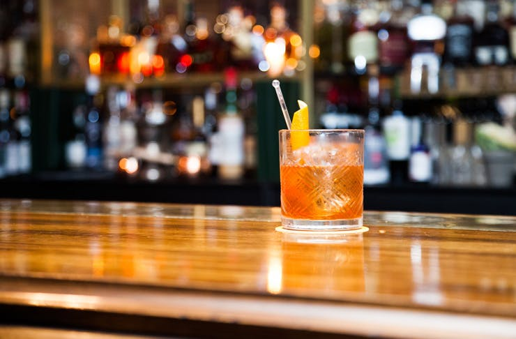 The Negronly Choice | Sydney's Best Negronis
