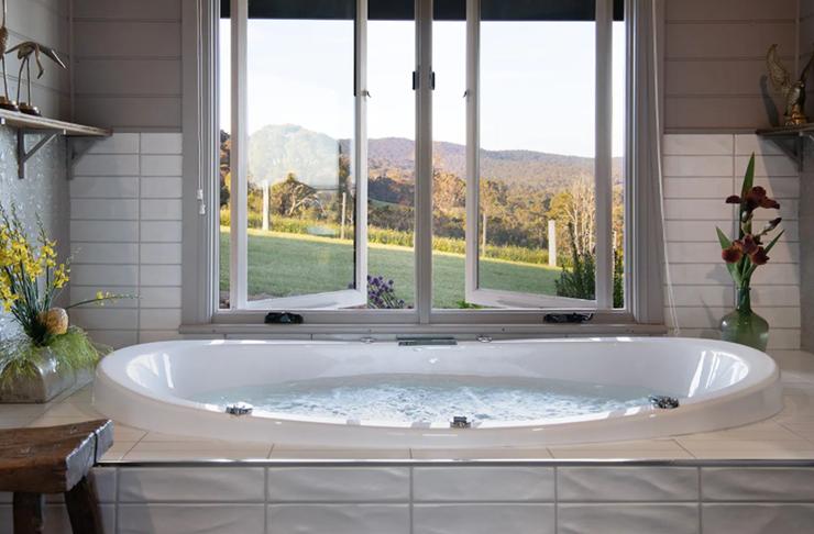 victorian spa airbnb