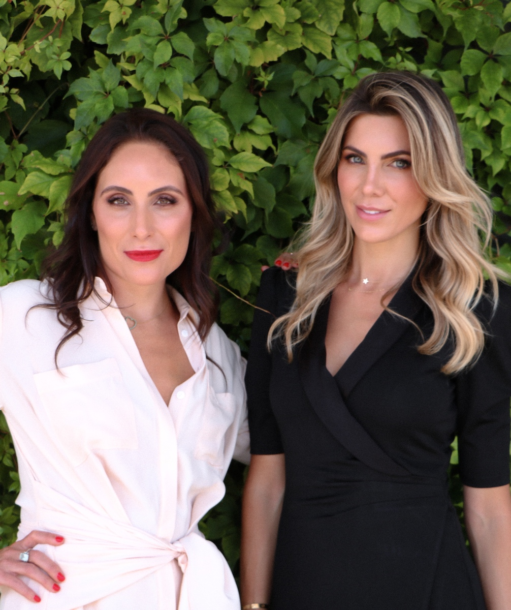 Female Business Owners, Deb Cohen-Jones and Clara Hurst of The Secret