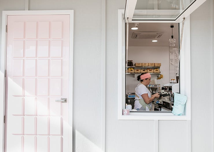 Inside Look: A Willy Wonka-Inspired Gelato Joint Has Just Opened In Mooloolaba