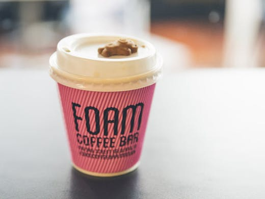 FOAM Cafe Leederville Perth Coffee