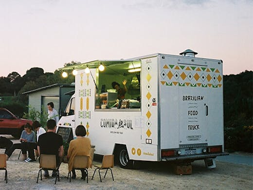 Food Truck Comida do Sul Brazilian Perth