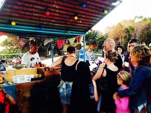 Food Truck Lil Tortilla Boi Mexican Perth