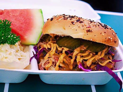 Food Truck, Batter Up Waffle Club, Perth, American, Southern Food, Waffles