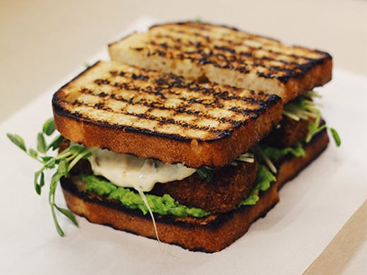 With seasonal ingredients and super fresh bread, Fort Greene are building wickedly delicious sammies