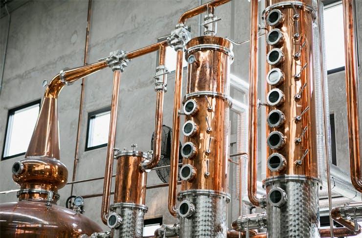 Fortune Distillery