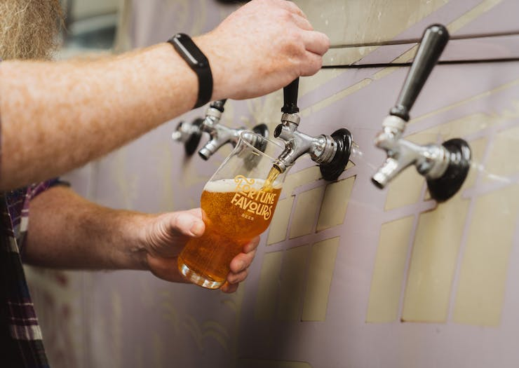 Say Chur To Fresh Brews At This New Craft Beer Pop-Up Bar In The CBD