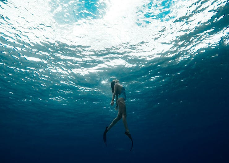 How Freediving Will Take Your Meditation Practice To The Next Level