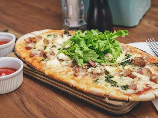 With the kind hearted offerings of $10 lunches and $4 pizza, what's not to love about Ponsonby's Freeman & Grey?