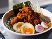 Fried Chicken Ramen Is Now A Glorious Reality