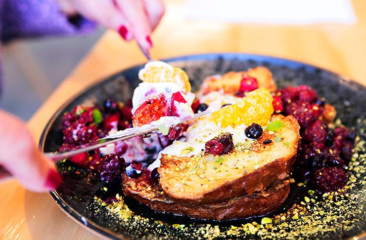 Perth's Best French Toast