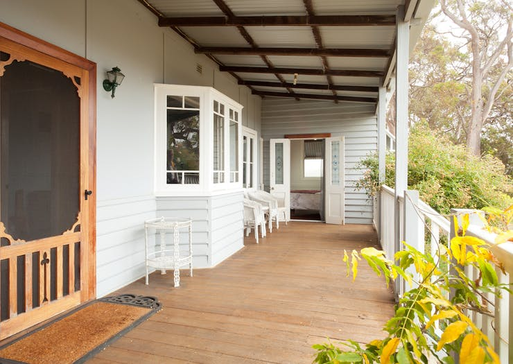 Go Full River Cottage At This Kalgan River Farmstay in The Great Southern