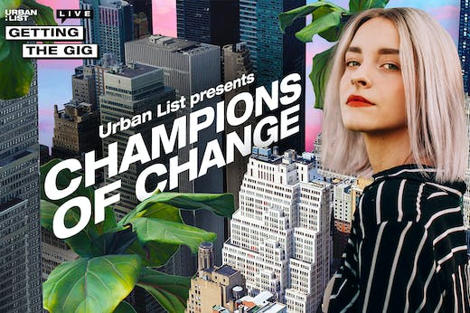 Recharge Your Career At Getting The Gig Live, Urban List's New Career Panel Series