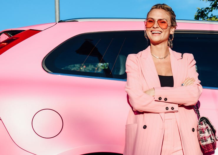 Big News, Ultimate Cool Girl Brand GANNI Has Arrived In Australia