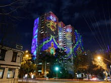 Fitzroy's Gertrude Street Will Be Lit Up Into An Immersive Art Exhibition For Five Nights In July