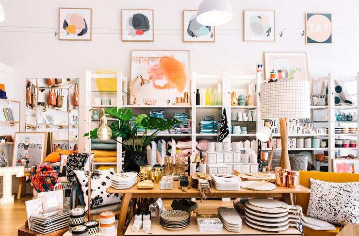 19 of melbourne 39 s best gift shops melbourne the urban list for Home design store merrick park