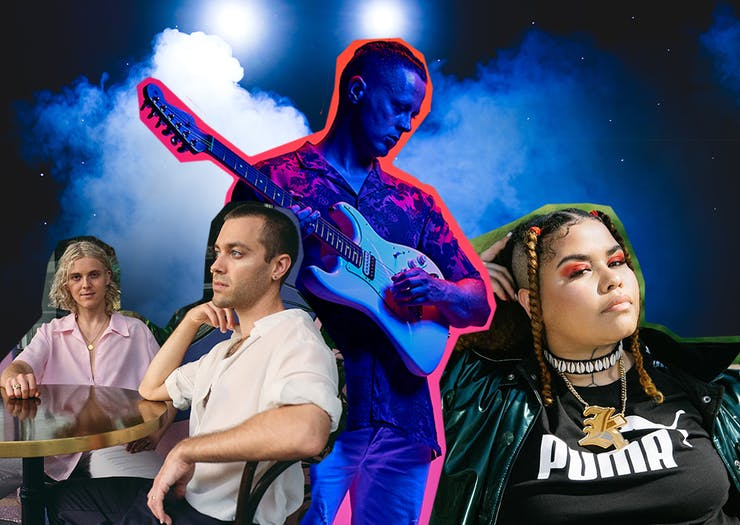 Here's Every Gig You Need To Check Out In Sydney This Month