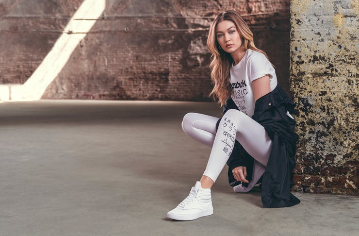 42198346e Brace Yourselves: Gigi Hadid Is Coming To Sydney for #BeMoreHuman ...