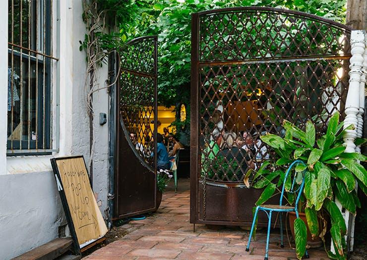 Ginger Morris Food + Wine Pop Up South Fremantle Perth Restaurant