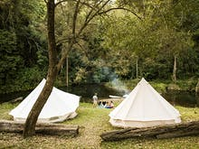 Stellar Glamping Spots Within Driving Distance Of The Coast