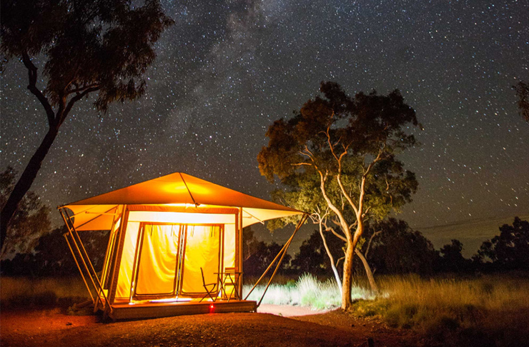 Eco Retreat Karijini Glamping WA