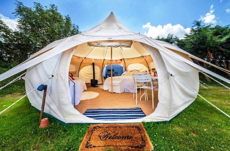 Why Camp When You Can Glamp Wa S Best Glamping Spots Perth The Urban List