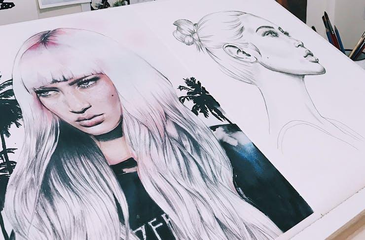 Gold Coast Artists and Illustrators