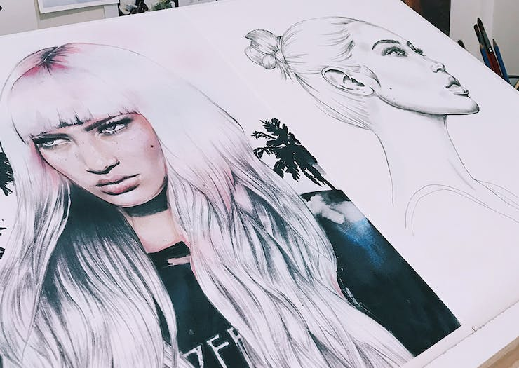 Gold Coast Artists & Illustrators Who Are Officially Killing It