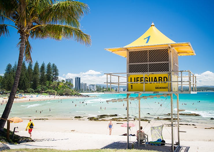 Throw A Towel Down On 7 Of The Absolute Best Beaches On The Gold Coast