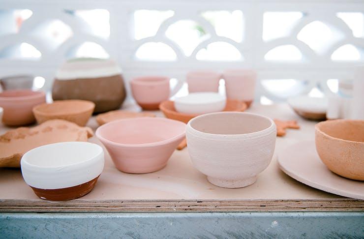 ceramics workshops gold coast