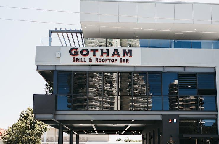 Gotham Grill Rooftop Runaway Bay