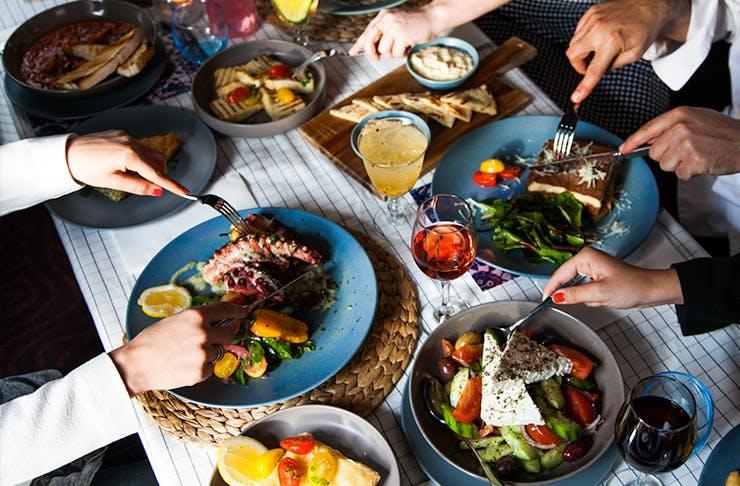 Sydney's best greek restaurants