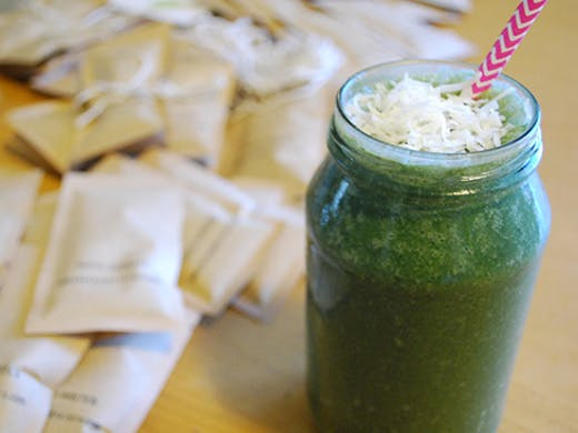 Green Smoothie Co Perth Superfood