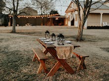 Dine Under The Stars At This Delicious Long Table Degustation