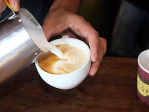 Gusto Espresso Bar Bondi Beach
