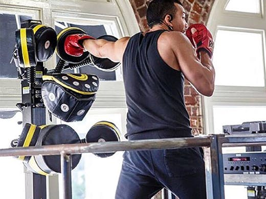 Gym, Queen Street Gym, Perth, Box & Bike, Perth Gym, Perth Fitness