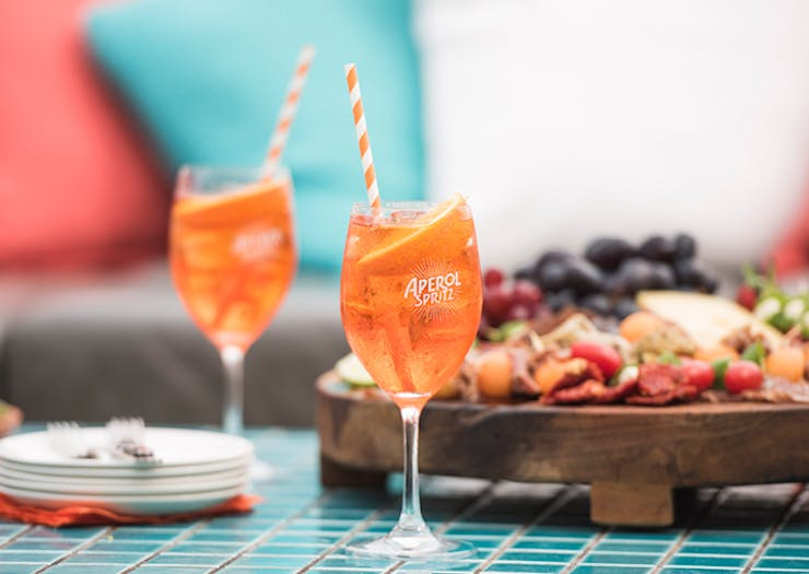 Perth Has Got A Jaw-Dropping Aperol Garden Party