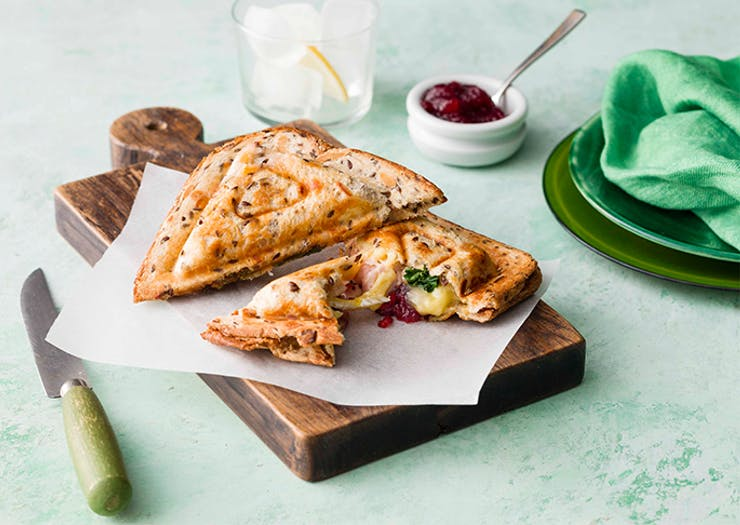 Drop Everything: You Can Snag Free Grilled Cheese Toasties This June