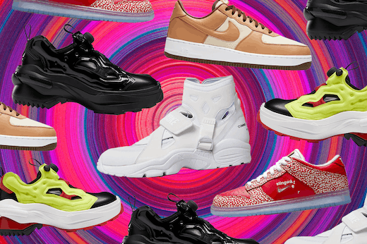 6 Of The Freshest New Sneakers Dropping This Month