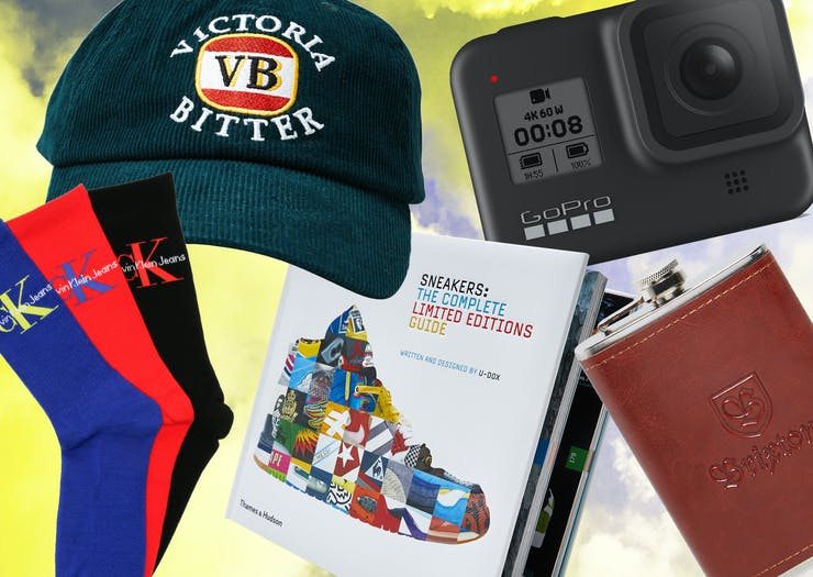 Skip The Socks This Year, Here Are 10 No-Fail Gifts For Him Guaranteed To Impress