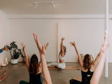 Get Bendy At Perth's Jaw-Dropping New Yoga And Wellness Hub