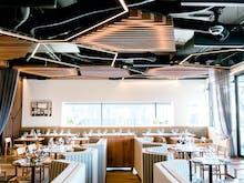 Inside Palette, HOTA Gallery's New Fine Dining Restaurant