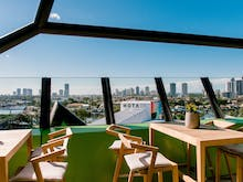 HOTA's Rooftop Bar With Panoramic Views Is Opening This Weekend