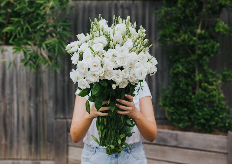 Flower delivery Brisbane, The Little Posy Co