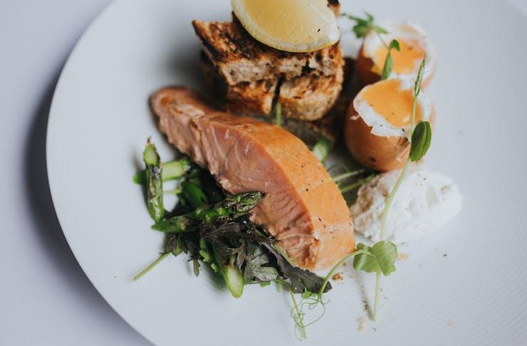 New Farm Restaurant, Spicers Balfour