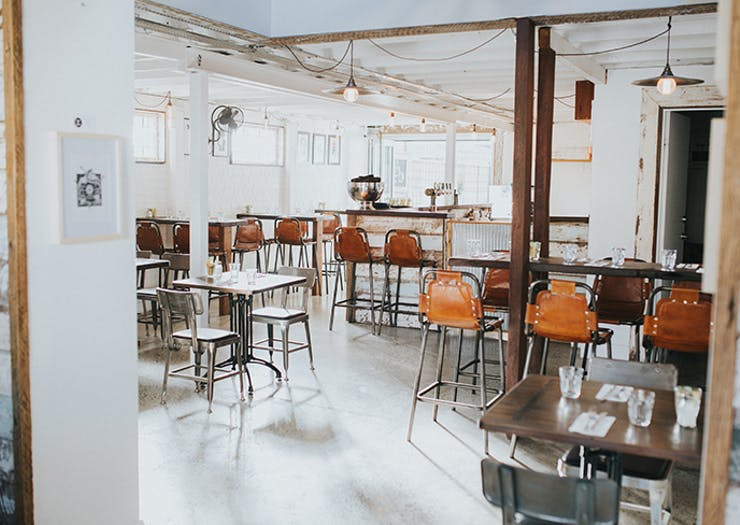 Get Hyped, Nobby's Just Scored A New Backyard Cafe And Bar Pop-Up